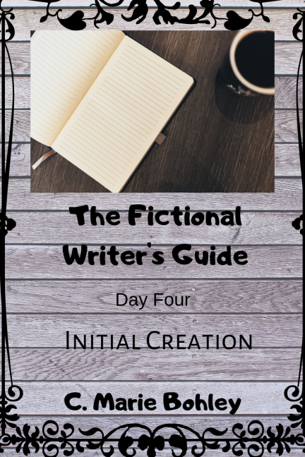 The Fictional Writer's Guide Day One (1)